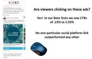 Ad clicks
