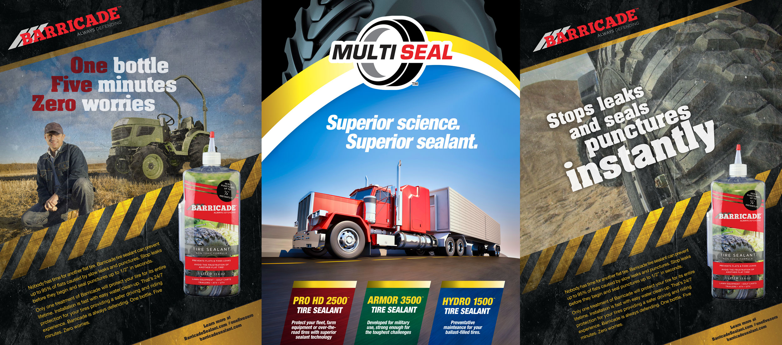 MultiSeal Ads